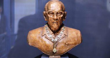 شاهد.. شهادة نوبل الأصلية وقلادة النيل العظمى ضمن مقتنيات متحف نجيب محفوظ