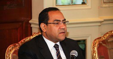 الدكتور صالح الشيخ - رئيس الجهاز المركزى للتنظيم والإدارة