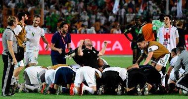 تقارير : 200 ألف يورو لكل لاعب في الجزائر حال التتويج بكأس أفريقيا