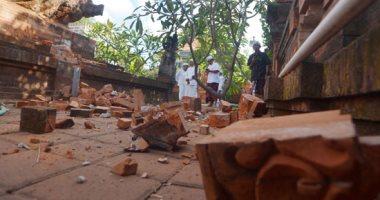صور.. زلزال جديد بقوة 6.1 درجات يضرب جنوب جزيرة بالى بإندونيسيا -