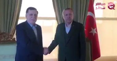 تقرير بالفيديو يكشف خيانة الإخوان فى ليبيا ومباركتهم لاحتلال أردوغان لبلادهم