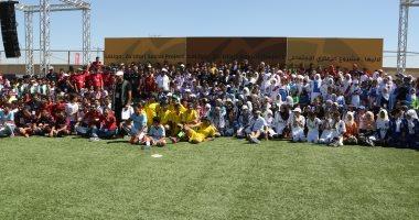 """انطلاق مشروع """"لاليجا"""" فى مخيم الزعترى للأطفال اللاجئين"""