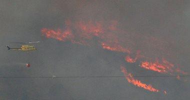 شاهد.. حرائق بغابات إسبانيا تلتهم 850 هكتارا وتتسبب فى إجلاء 80 شخصا