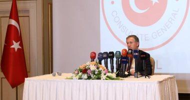مقتل نائب القنصل العام التركى و2 من مرافقيه فى إطلاق نار بأربيل