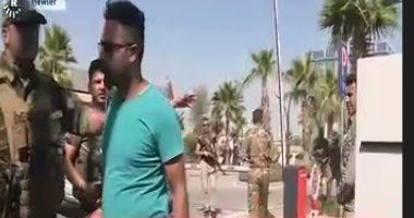 قوات الأمن تشتبك مع مسلحين هاجموا موظفى القنصلية التركية فى أربيل