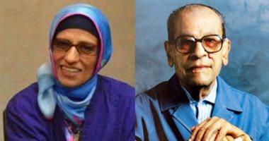 """ابنة نجيب محفوظ لـ """"اليوم السابع"""": سعيدة بمتحف أبى وما قيل عكس ذلك مجرد شائعات"""