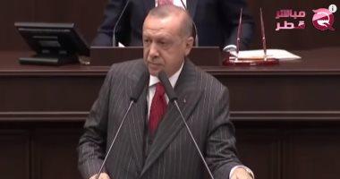 """شاهد..""""مباشر قطر"""": المعارضة التركية تطالب بطرد الإخوان من بلادها"""
