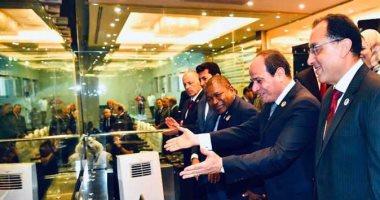 29 يوما أشغال شاقة.. مصر تحتفظ بالريادة فى القارة السمراء بأمم أفريقيا