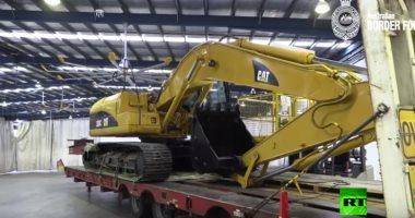 بقيمة 144 مليون دولار.. الشرطة الاسترالية تضبط شحنة كوكايين داخل حفار.. فيديو