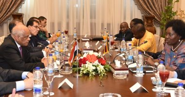 صور.. رئيسة البرلمان الأوغندي: نعول على مصر في تحقيق الكثير من أجل أبناء القارة الأفريقية