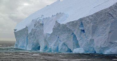 دراسة : ارتفاع منسوب مياه الأنهار  فى القارة القطبية بسبب ذوبان الجليد