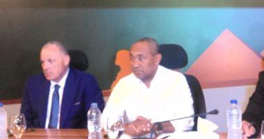 رئيس الكاف: مصر والرئيس السيسي قدما نموذجا رائعا فى تنظيم أمم أفريقيا