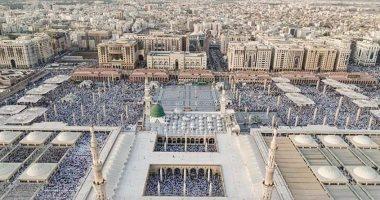 مسجد الرسول - صورة أرشيفية