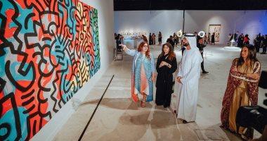 """يستقبل الجمهور حتى 5 أكتوبر .. افتتاح معرض """"الفن والمدينة"""" فى منارة السعديات"""
