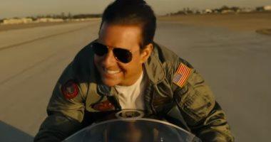 عاد من جديد.. التريلر الأول لفيلم توم كروز الجديد Top Gun: Maverick