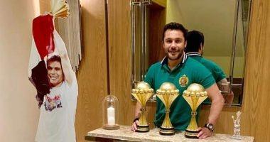 أحمد حسن يتقدم باستقالته من إدارة جهاز الكرة ببيراميدز خلال ساعات
