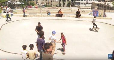 """فيديو.. سوريا تفتتح مركزاً لعلاج الأطفال من الصدمات النفسية بـ """" اللعب """""""