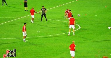 """الجزائر ضد السنغال.. إخلاء الملعب بعد حفل الختام فى 3 دقائق """"فيديو"""""""
