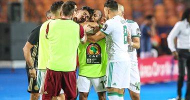 الجزائر ضد السنغال.. هدف بونجاح الأسرع في بطولة أمم إفريقيا 2019