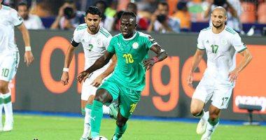 الجزائر ضد السنغال.. محاربو الصحراء يتفوقون بهدف بونجاح فى الشوط الأول