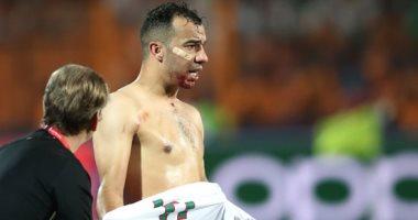 """""""بلعمرى""""  بالدم والعرق نجوم الجزائر ينتصرون على السنغال"""