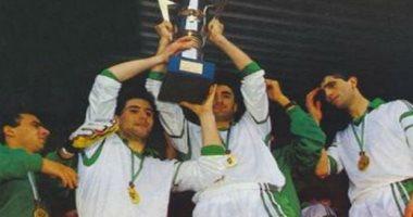 منتخب الجزائر بطل امم افريقيا 1990