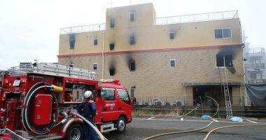 بعد مصرع 33 شخصا.. حريق استديو الرسوم المتحركة بطوكيو سببه سرقة رواية