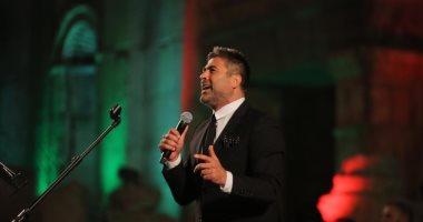 فيديو وصور .. وائل كفورى يقدم واحدة من أقوى حفلاته بمهرجان جرش