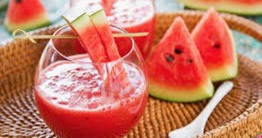 فوائد تناول البطيخ اهمها احتواؤه على مضادات الأكسدة