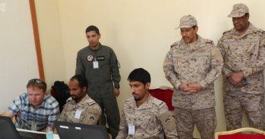 استمرار فعاليات المناورات المشتركة بين القوات البرية السعودية والأمريكية