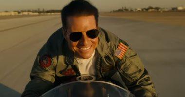 توم كروز يكشف عن بوستر فيلمه الجديد Top Gun: Maverick