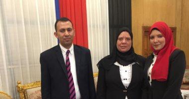 ابنة الشهيد عاطف الإسلامبولى: الرئيس السيسى قالى مصر كلها تحت أمرك