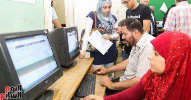 التعليم العالى: 115 ألف طالب سجلوا بتنسيق المرحلة الأولى 2019 حتى الآن