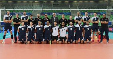 مصر تهزم المغرب 1/3 فى بطولة أفريقيا للطائرة