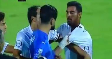 """شاهد.. أحمد ياسر ريان لـ""""لاعبو الزمالك"""" : """"بح خلاص"""" القصة انتهت"""