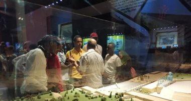 """صور.. """"متحف النيل"""" توثيق لتاريخ أسوان ومتنفس لأهالى المحافظة"""