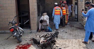 مقتل 6 من رجال الشرطة الباكستانية فى هجوم مسلح شمال غرب البلاد