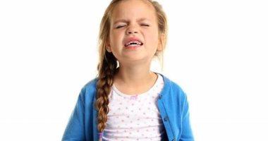الغثيان عند الاطفال-صورة ارشيفية