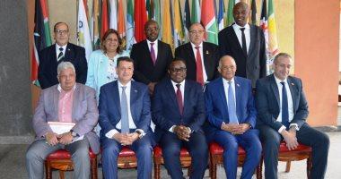 عبدالعال لرئيس الشيوخ الكينى: استراتيجية جديدة فى عهد السيسى للعلاقات مع أفريقيا