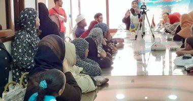 """صور .. """"القومى للمرأة"""" ينظم ندوة توعية للقضاء على ختان الإناث بالإسكندرية"""