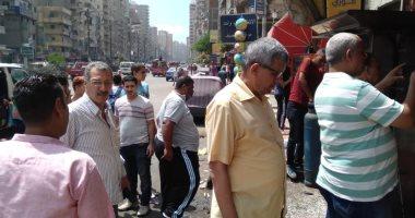 صور .. جهاز حماية المستهلك يشن حملات رقابية فى الإسكندرية