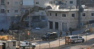 """صور.. إسرائيل تبدأ هدم المنازل فى """"صور باهر"""" الفلسطينية على مشارف القدس"""