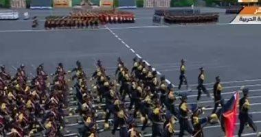 """خريجو الكليات العسكرية يؤدون """"يمين الولاء"""" أمام الرئيس السيسي"""