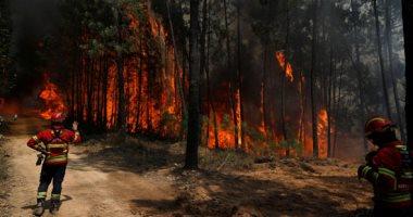 الحرائق تجتاح آلاف الأفدنة من الهكتارات الزراعية فى فرنسا بسبب موجة الحر