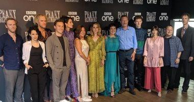 """قبل عرض الموسم الخامس.. عائلة """"آل شيلبي"""" فى العرض الخاص لـ Peaky Blinders"""