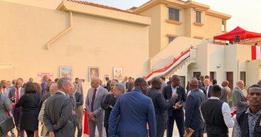 صور .. السفارة المصرية فى أنجولا تحتفل بذكرى ثورة 23 يوليو