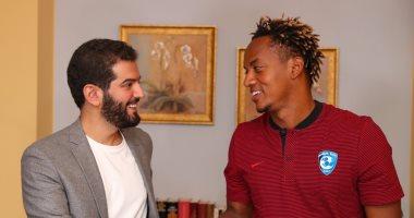 الهلال السعودي يضم كاريلو لاعب بنفيكا لمدة 4 سنوات