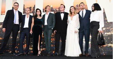 نجوم Once Upon A Time In Hollywood بالعرض الأول فى هوليود.. صور -