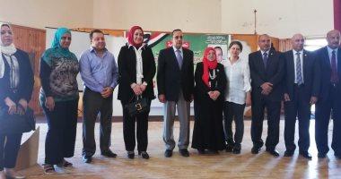 صور .. محافظ شمال سيناء يفتتح فرع لأكاديمية المعلمين بالعريش