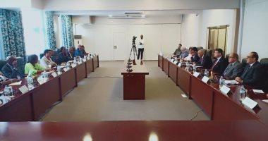 """""""عبد العال"""" لرئيسة النواب الرواندى: أفريقيا إحدى الدوائر الأساسية للسياسة الخارجية المصرية"""